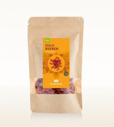 Organic Dried Goji Berries 75g