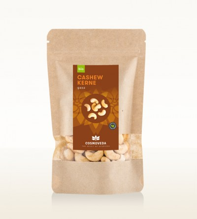 Organic Cashew Nuts Whole 100g