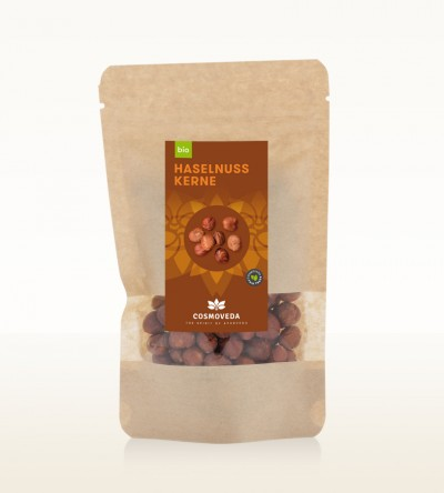 Organic Hazelnut Kernels 100g