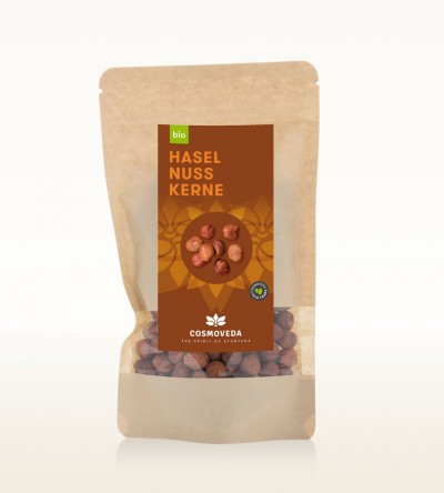 Organic Hazelnut Kernels 200g