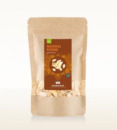 Organic Almonds Flakes 75g
