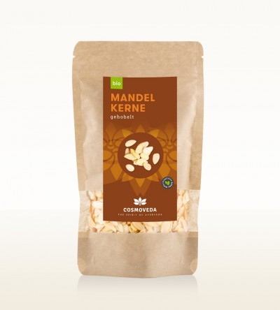 Organic Almonds Flakes 150g