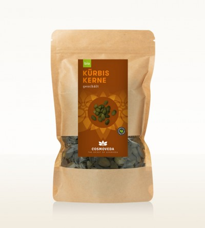 Organic Pumpkin Seeds, peeled 250g