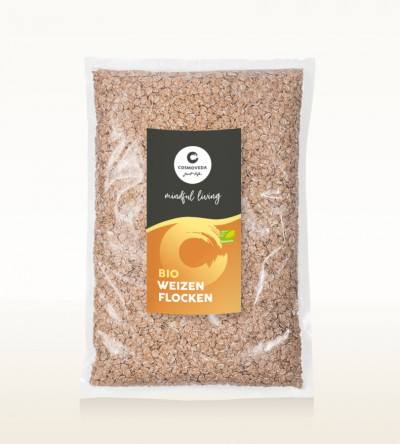 Organic Wheat Flakes 1kg