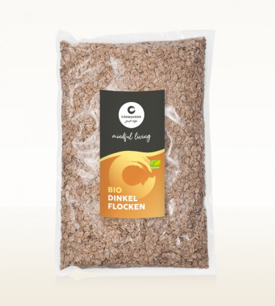 Organic Spelt Flakes 1kg