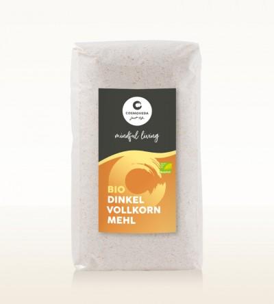 Organic Whole Spelt Flour 500g