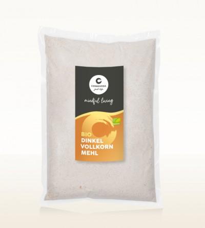 Organic Whole Spelt Flour 1kg