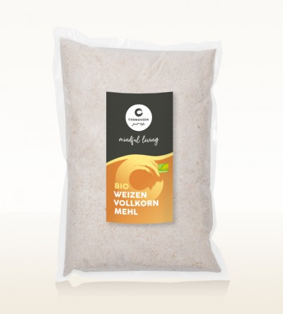 Organic Whole Wheat Flour 1kg
