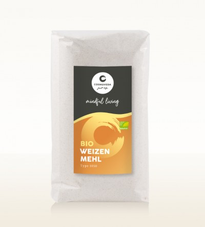 Organic wheat flour type 1050 500g