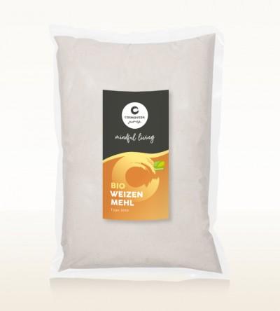 Organic wheat flour type 1050 1kg