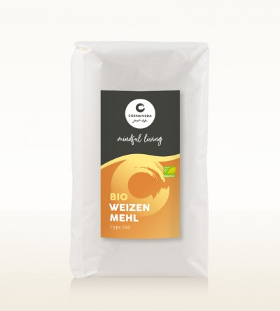 Organic wheat flour type 550 500g