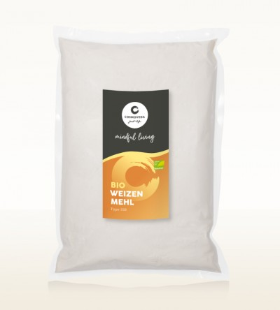 Organic wheat flour type 5501kg