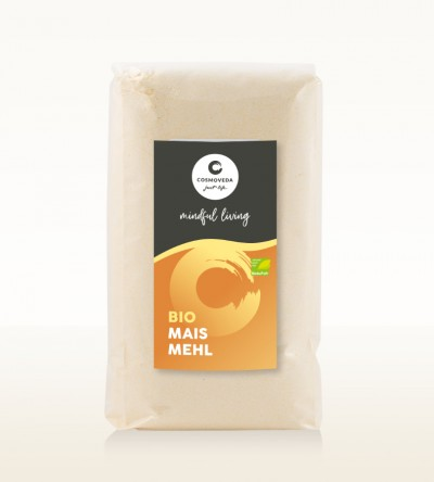 Organic Maize Meal 500g