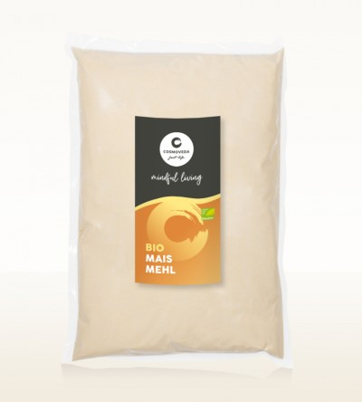 Organic Maize Meal 1kg