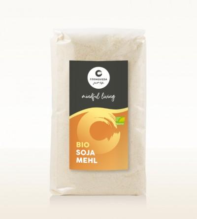 Organic Soy Flour 500g
