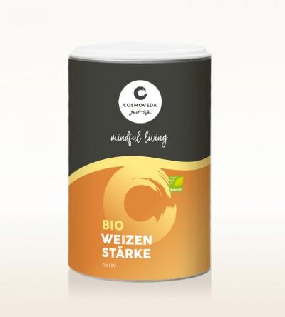 Organic Wheat Starch Virgin 200g