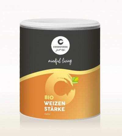 Organic Wheat Starch Virgin 350g