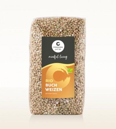 Organic Buckwheat 500g