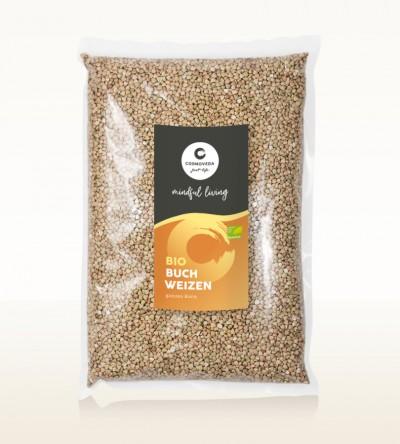 Organic Buckwheat 1kg
