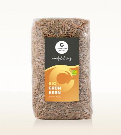 Organic Unripe Spelt Grain 500g