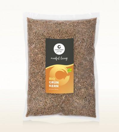 Organic Unripe Spelt Grain 1kg