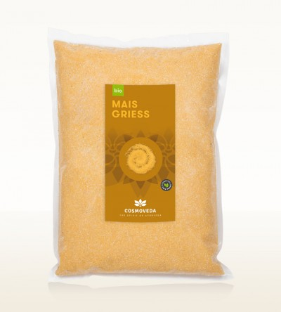 Organic Polenta 1kg