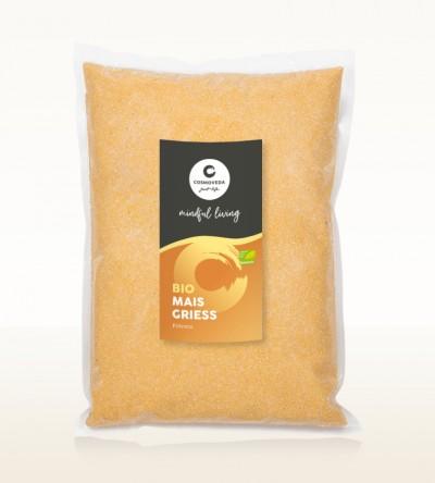 BIO Maisgrieß, Polenta 1kg