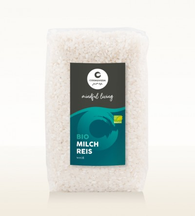 Organic Milk Rice 500g