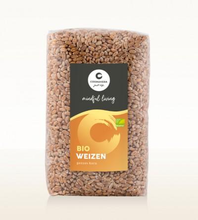 Organic Wheat 500g