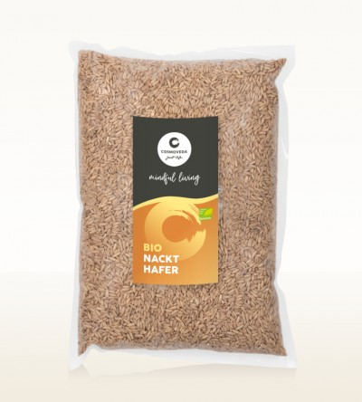 Organic Naked Oats 1kg