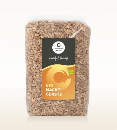 Organic Naked Barley 500g