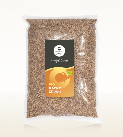 Organic Naked Barley 1kg