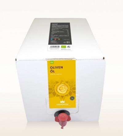 BIO Olivenöl extra nativ 5L