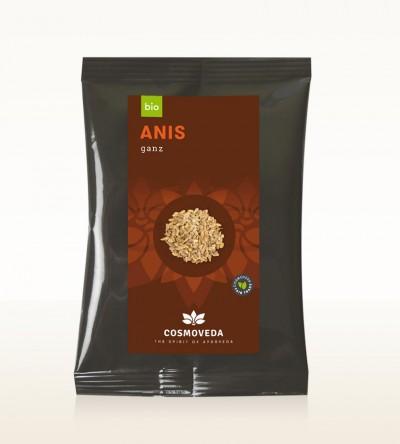 Organic Anise whole 500g