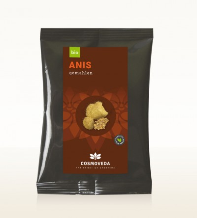 Organic Anise ground 500g