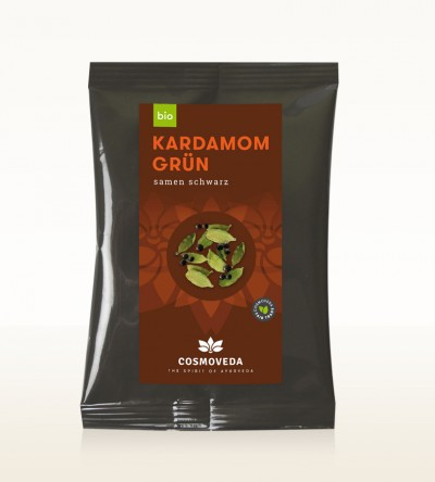 Organic Green Cardamom seeds 1kg