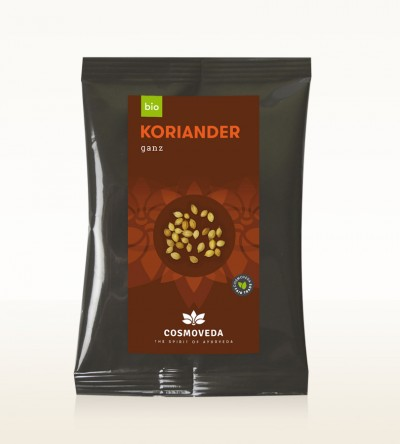 Organic Coriander whole 1kg