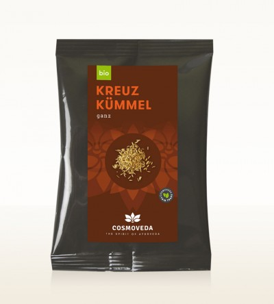 Organic Cumin whole 1kg