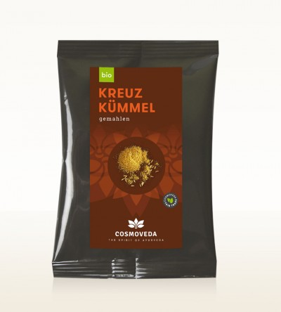 Organic Cumin ground 500g