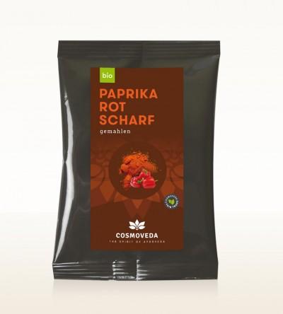 Organic Paprika red ground 1kg
