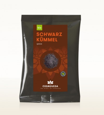 Organic Black Cumin whole 1kg