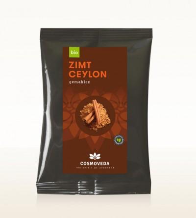 Organic Cinnamon Ceylon ground 500g