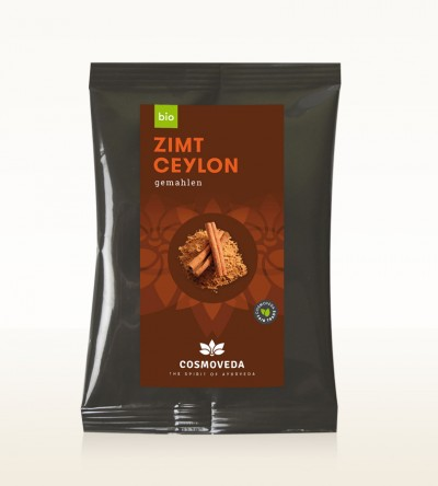 Organic Cinnamon Ceylon ground 1kg