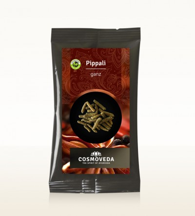 Pippali ganz Fair Trade 20g