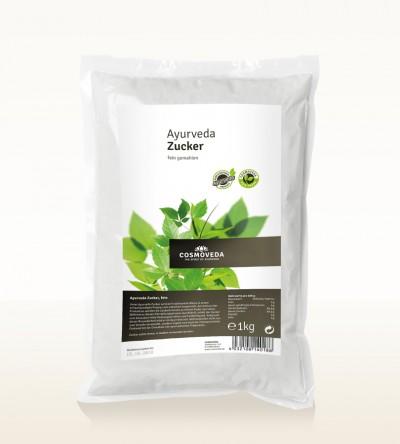 Ayurveda Zucker weiss Fair Trade 1kg