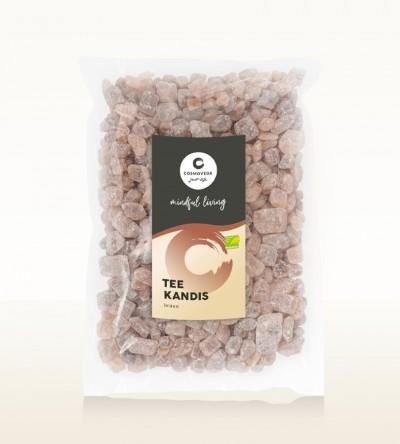 Ayurvedic Candy Sugar brown Fair Trade 1kg