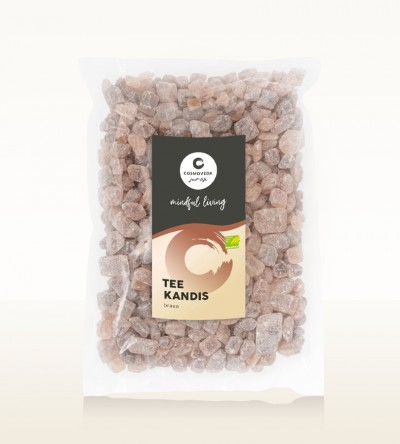 Ayurvedic Candy Sugar brown Fair Trade 10kg