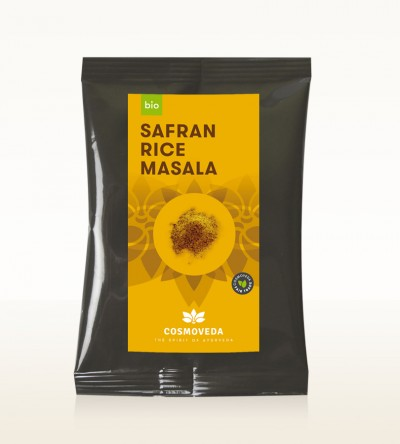 BIO Safran Rice Masala 500g