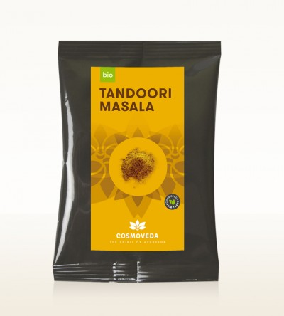 BIO Tandoori Masala 500g