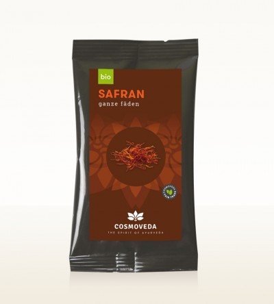 Organic Saffron threads whole 10g